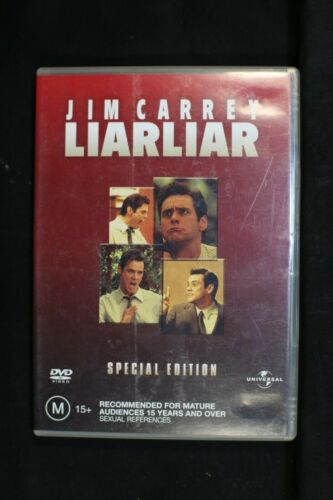 Liar Liar (Special Edition) Jim Carrey - Pre Owned - (R4) (D11)
