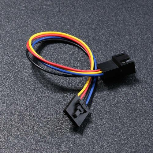 5Pin to 4Pin Fan Connector Adapter Converter Extension Cable Wire for Dell PC