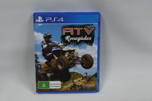 ATV Renegades - Sony PlayStation 4 (PS4) Game