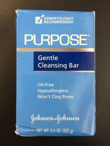 Purpose Gentle Cleansing Bar Johnson & Johnson 102g 1 Stk. - Box 24