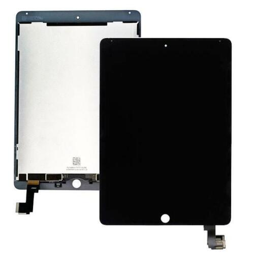 for iPad air 2 lcd and digitizer combo Black