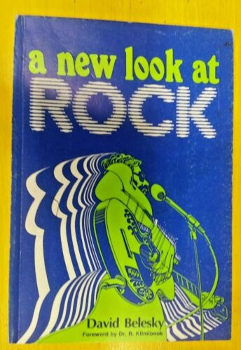 A New Look at Rock By David Belesky (Paperback 1986)
