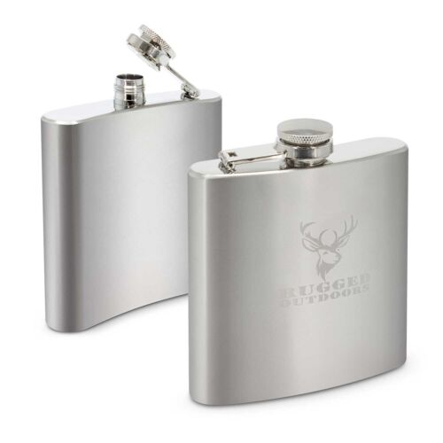 50 x Tennessee Hip Flask/Leisure Bulk Gifts Promotion Business Merchandise