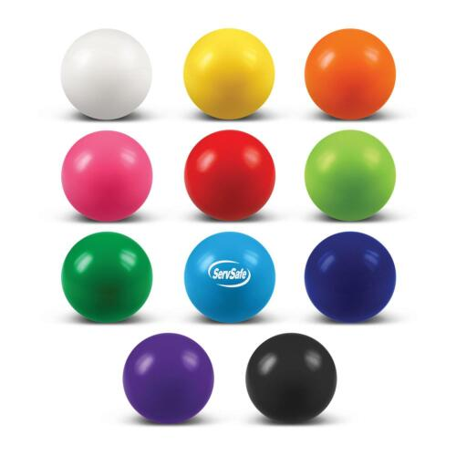 100 x Stress Ball Promotion Items Bulk Gifts Promotion Business Merchandise