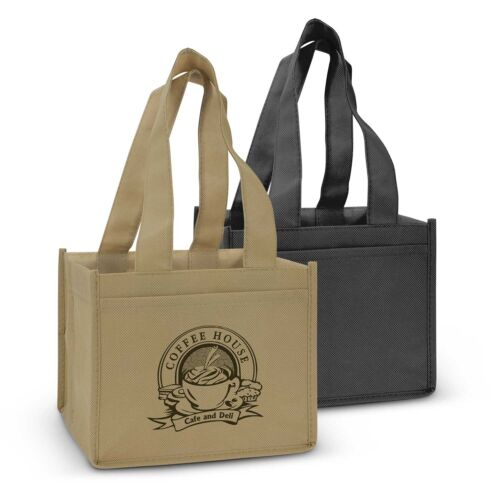 100 x Juno Coffee Carrier/Bags Bulk Gifts Promotion Business Merchandise
