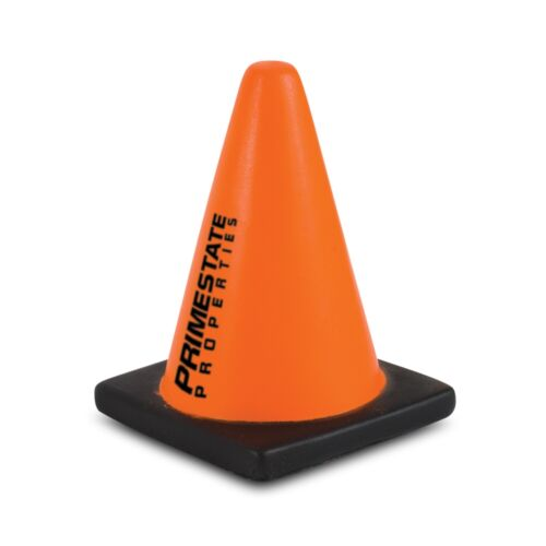 100 x Stress Road Cone Promotion Bulk Gifts Promotion Business Merchandise