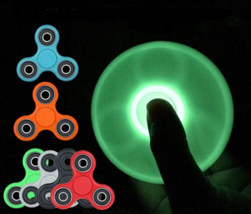 Kids Boys Girl Double Ended Light Up Windmill Spinner Party Toy Bonfire Gig SALE