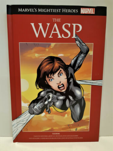 Marvel's Mightiest Heroes HC Graphic Novel Collection 15 The Wasp