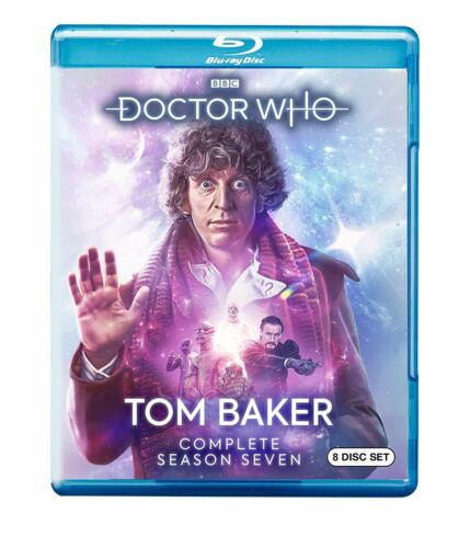 Doctor Who: Tom Baker Complete Season Seven Blu ray RB BBC