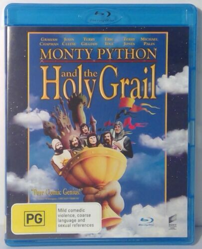 Monty Python and the Holy Grail (Graham Chapman, John Cleese) Used Blu-ray