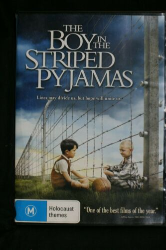 The Boy In The Striped Pyjamas (DVD, 2011) Pre-owned - R PAL (D506)