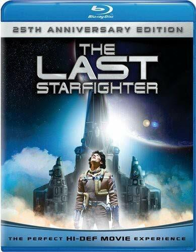 The Last Starfighter Blu ray 25th Anniversary Edition RB New & Sealed