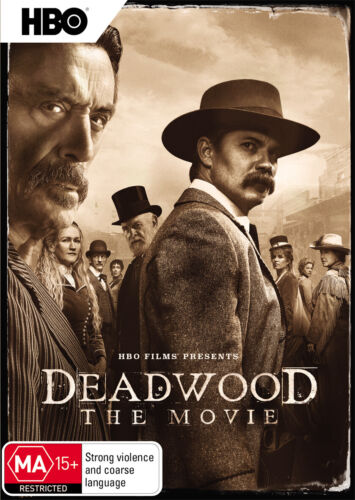 Deadwood The Movie DVD R4