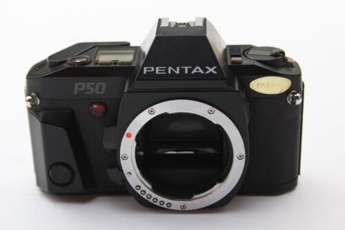 PENTAX P50 FILM CAMERA BODY CAN BE USED FULLY MANUAL
