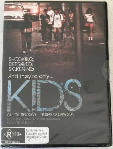 Shocking Depraved Sickening And they're only Kids DVD Region 4 PAL (NEW)