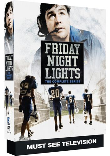 FRIDAY NIGHT LIGHTS 1-5 (2006-2011): COMPLETE Drama TV Seasons Series DVD R1 sp