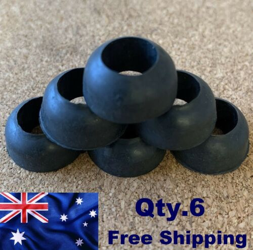 Dome shaped Gas Lpg regulator o ring Bull Nose rubber bbq bottle gas seal x 5pc