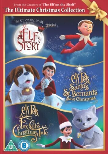 The Elf On the Shelf: The Ultimate Christmas Collection DVD R4