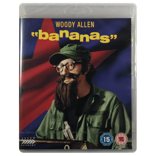 Bananas Blu-Ray **Region B**
