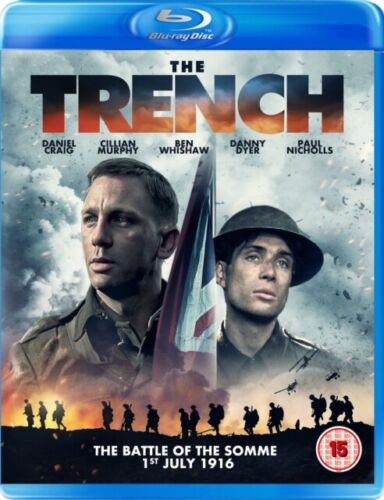 The Trench Blu ray RB New Sealed Daniel Craig