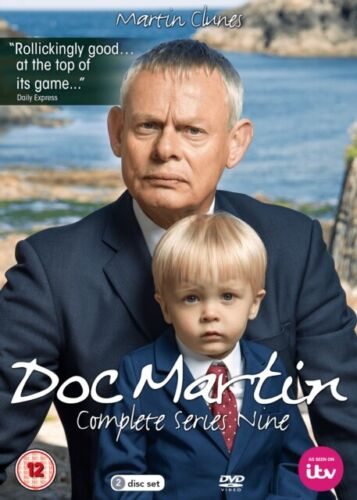Doc Martin Season Series 9 Complete DVD Martin Clunes R4 New Sealed