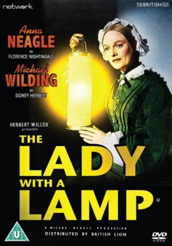 The Lady With a Lamp DVD New