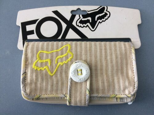 FOX HEAD RACING portafoglio donna Talk walnut 57091-356 volpe