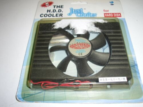 Just Cooler Anti-Dust Cooler for Hard Drive