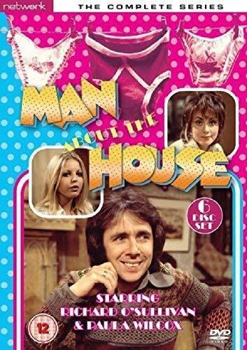 Man About the House The Complete Series DVD New Sealed