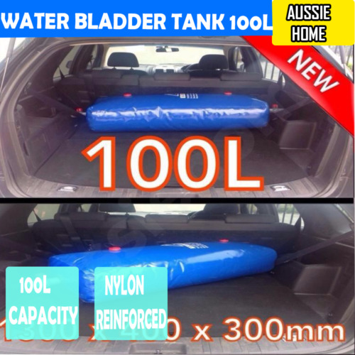 100Ltrs 4x4 and SUV Water Bladder  Box Type DW100B