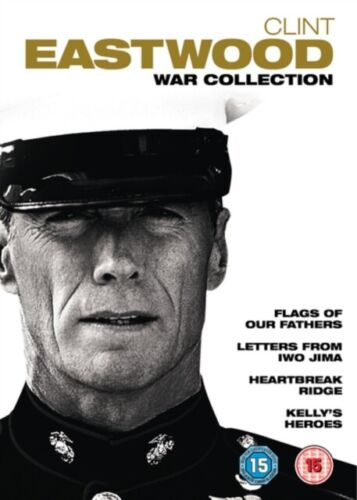 Clint Eastwood War Collection DVD New Sealed