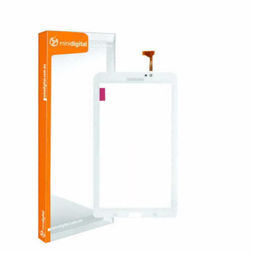 """for Samsung Galaxy Tab 7"""" SMT110 Touch Digitizer white"""