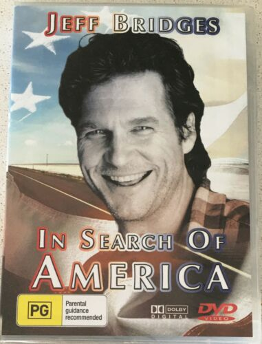 IN SEARCH OF AMERICA DVD All Regions PAL NEW