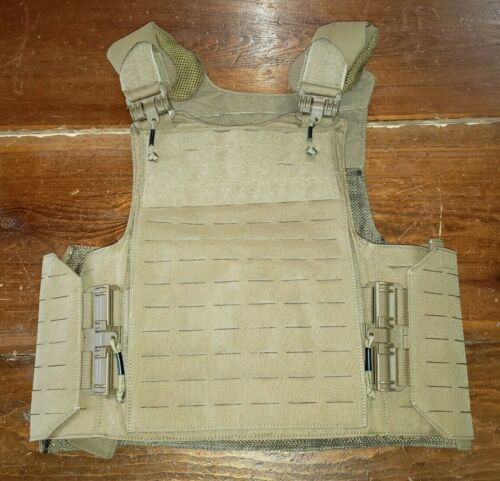FirstSpear Siege R 6/12 Tubes S coyote brown armor carrier tactical vest plateOther Current Field Gear - 36071