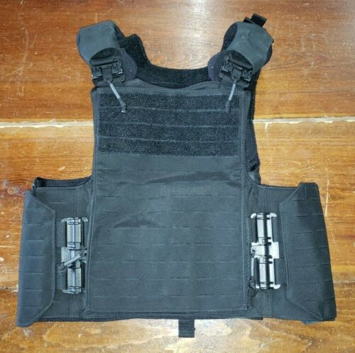FirstSpear Siege R 6/12 Tubes Small S black armor carrier tactical vest plate FSOther Current Field Gear - 36071