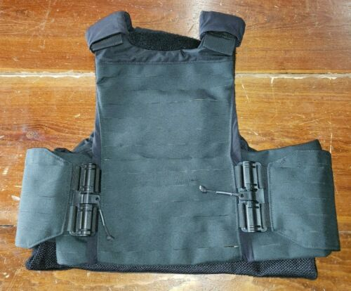 FirstSpear Sloucher 6/12 Tubes S black low vis armor carrier vest plate LVAC SmlOther Current Field Gear - 36071