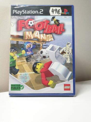 PLAYSTATION 2 - LEGO FOOTBALL MANIA NEUF SCELLE