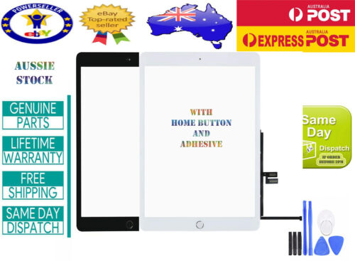 For Apple iPad 7 2019 7th Gen 10.2 TOUCH SCREEN DIGITIZER REPLACEMENT ASSEMBLY