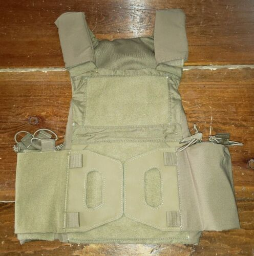 FirstSpear The Sleeper S coyote brown low vis armor carrier plate BALCS SPEAR FSOther Current Field Gear - 36071