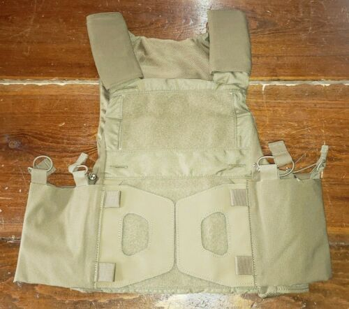 FirstSpear The Sleeper M coyote brown low vis armor carrier plate BALCS SPEAR FSOther Current Field Gear - 36071