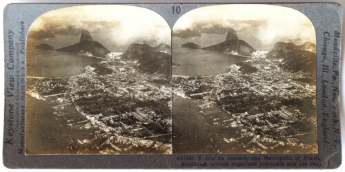 Keystone Stereoview of the Chukiang River Canton CHINA from the 1920's 400 Set