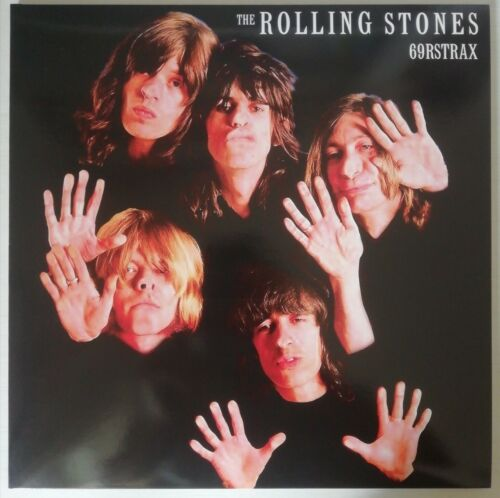 Rolling Stones - 69RSTRAX - 2LP - colour vinyls - 1969 outtakes from ABCKO