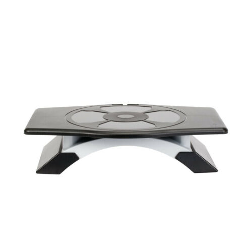 """TARGUS ROTATING MONITOR STANDROTATES 90"""" FOR EASY VIEWING HEIGHT ADJUSTABLE"""
