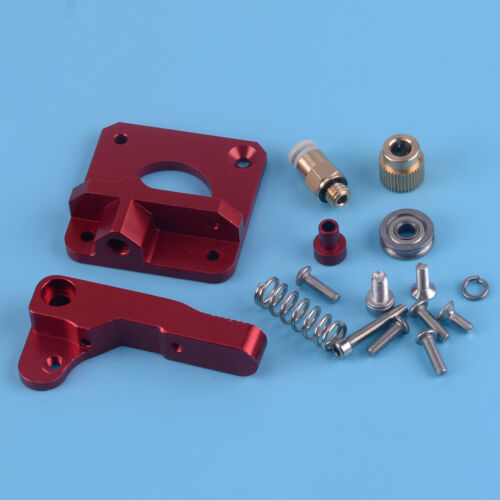 MK8 Extruder Upgraded Kit Replace Fit for Drive Feed 3D Printer CR-10 1.75mm ti