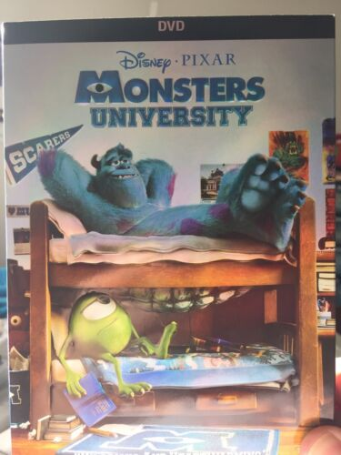 Monsters University (DVD, 2013) really good sequel to the classic. Pixar rock!