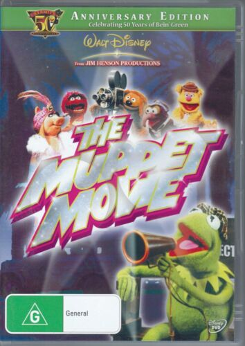 The Muppet Movie DVD - FREE POST!