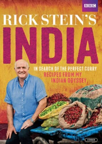 Rick Stein's India DVD R4 New & Sealed