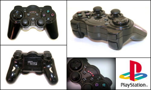 GAMEWARE Wireless Controller for Sony PlayStation 3 PS3 Console