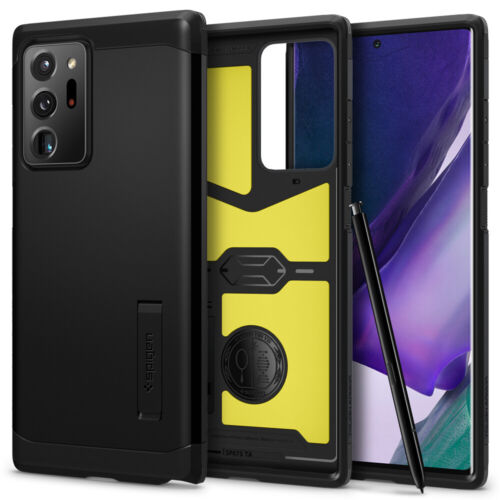 Galaxy Note 20 Ultra (2020) Case | Spigen® [Tough Armor] Protective Cover