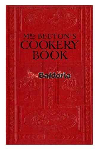 Mrs. Beeton's cookery book Ward lock & co., limited Beeton  Gastronomia - Cucina